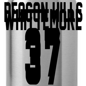 Whittemore 37 back Hoodies - Water Bottle