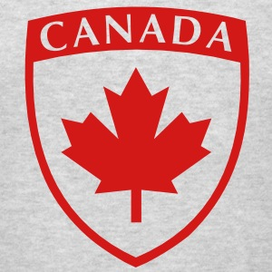 CANADA SHIELD EMBLEM Sweatshirts - Men's T-Shirt