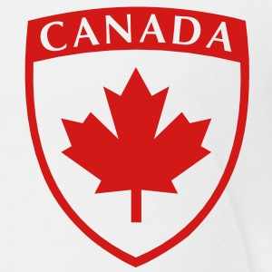 CANADA SHIELD EMBLEM Kids' Shirts - Toddler Premium T-Shirt