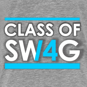 Class of Swag 2014 Long Sleeve Shirts - Men's Premium T-Shirt