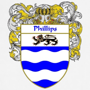 Phillips Coat of Arms/Family Crest - Adjustable Apron