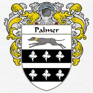 Palmer Coat of Arms/Family Crest - Men's T-Shirt