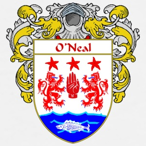 O'Neal Coat of Arms/Family Crest - Men's Premium T-Shirt