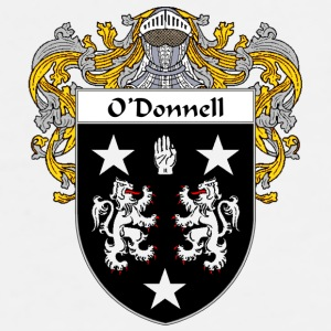 O'Donnell Coat of Arms/Family Crest - Men's Premium T-Shirt