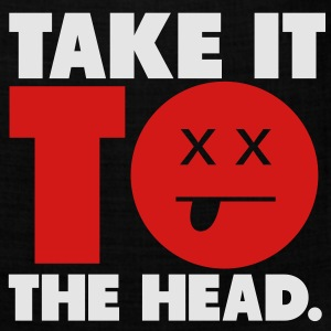 Take It To The Head Shirt - Bandana