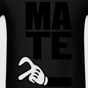 soul mate - Men's T-Shirt