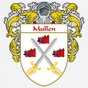 Mullen Coat of Arms/Family Crest - Adjustable Apron