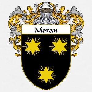 Moran Coat of Arms/Family Crest - Men's Premium T-Shirt