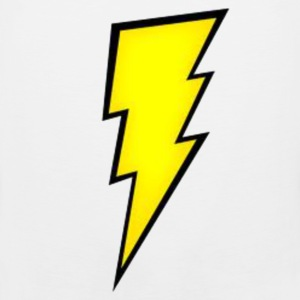Lightning Bolt. T-Shirts - Men's Premium Tank