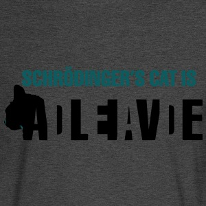 Schrödinger's cat - Heavy T - Men's Long Sleeve T-Shirt