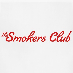 the Smokers Club T-Shirts - Adjustable Apron