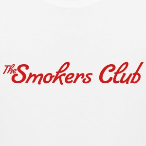 the Smokers Club T-Shirts - Men's Premium Tank