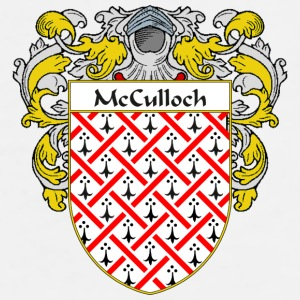 McCulloch Coat of Arms/Family Crest - Men's Premium T-Shirt