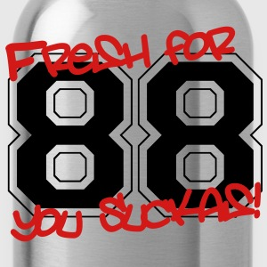 Fresh for '88 T-Shirts - Water Bottle