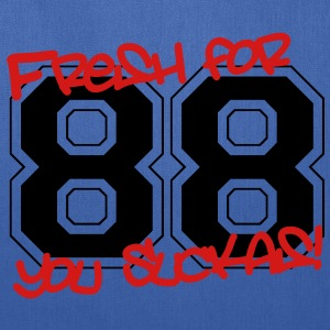 Fresh for '88 T-Shirts - Tote Bag