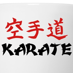 karate Hoodies - Coffee/Tea Mug