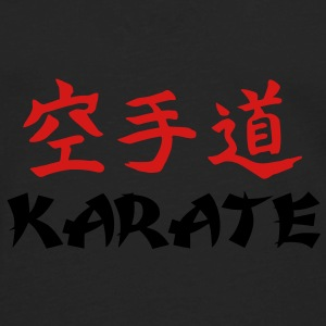 karate Caps - Men's Premium Long Sleeve T-Shirt