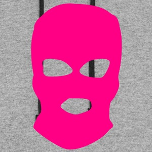 pussy riot mask Women's T-Shirts - Colorblock Hoodie