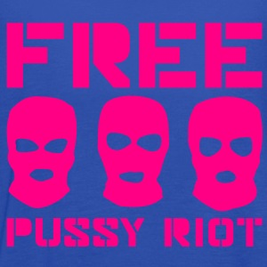 Free Pussy Riot T-Shirts - Women's Flowy Tank Top by Bella