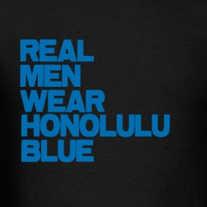 Real Men... Hoodies - Men's T-Shirt