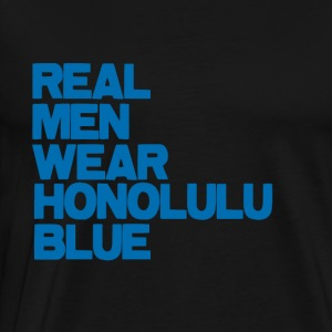 Real Men... Hoodies - Men's Premium T-Shirt