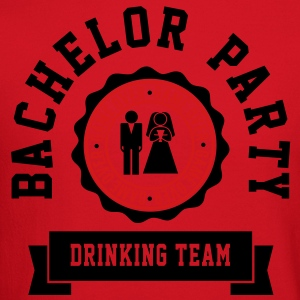 Bachelor Party Drinking Team T-Shirts - Crewneck Sweatshirt