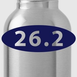 26.2 marathon Tanks - Water Bottle