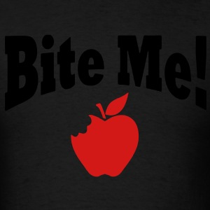 Bite Me! Hoodies - Men's T-Shirt