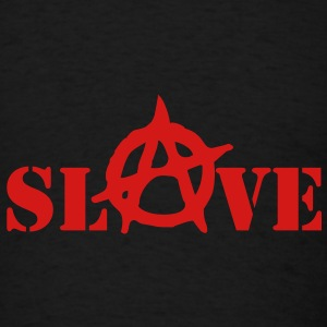 AnarchySlave Caps - Men's T-Shirt