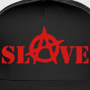 AnarchySlave T-Shirts - Trucker Cap