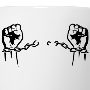 Breaking Chaines (1c)++ Hoodies - Coffee/Tea Mug