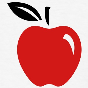 Apple Fruit (2c)++ Hoodies - Men's T-Shirt