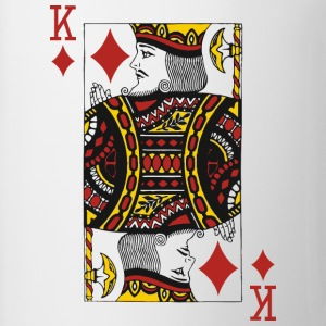 King of Diamonds T-Shirts - Coffee/Tea Mug