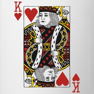 King of Hearts T-Shirts - Coffee/Tea Mug