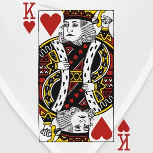 King of Hearts T-Shirts - Bandana