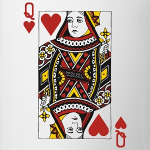 Queen of Hearts T-Shirts - Coffee/Tea Mug