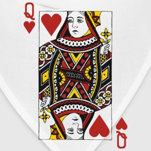 Queen of Hearts T-Shirts - Bandana
