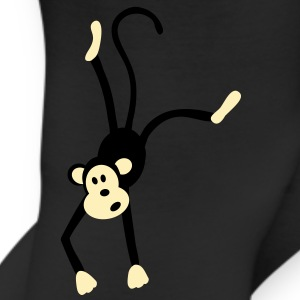 Cute Monkey T-Shirts - Leggings