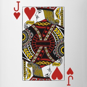 Jack of Hearts T-Shirts - Coffee/Tea Mug