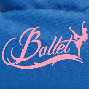 ballet T-Shirts - Computer Backpack