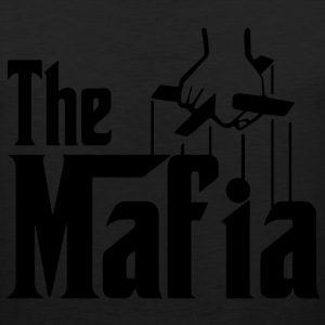 The Mafia Tee - Men's Premium Tank