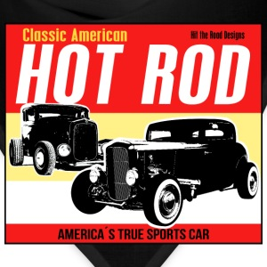 Hot Rod - Classic American Sports Car - Bandana