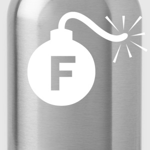 F Bomb - Water Bottle