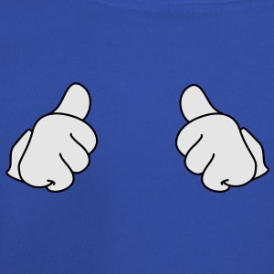 Thumbs up! - Kids' Premium Hoodie