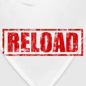 Reload Women's T-Shirts - Bandana