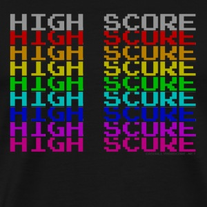 High Score Hoodies - Men's Premium T-Shirt