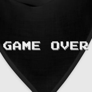 Game Over Hoodies - Bandana