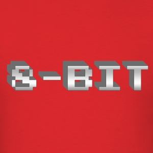 8-Bit Hoodies - Men's T-Shirt