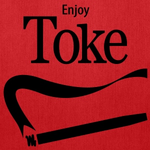 Enjoy Toke T-Shirts - Tote Bag