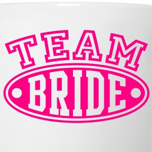 TEAM BRIDE T-Shirt - Coffee/Tea Mug